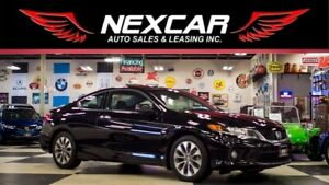 2014 Honda Accord EX-L C0UPE 6SPEED NAVI LEATHER SUNROOF REAR CA