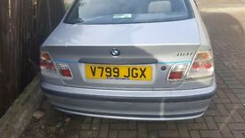 Bmw 318i alloys 5 stud with tyres
