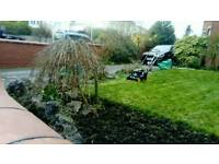 Garden maintenance. Lawn/hedge cutting. Weeding. Rubbish removed. Greenhouse glazing and repairs.