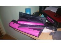 GHD PINK PLATINUM HAIR STRAIGHTENER, LONDON SE8 £140