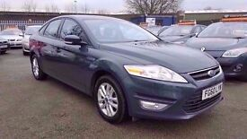 FORD MONDEO 2.0 FACELIFT TDCI 140 ZETEC 6 SPEED 2011 / 1 OWNER / FULL SERVICE HISTORY / HPI CLEAR