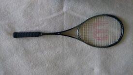 Wilson Profile squash racquet