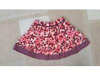 Girls beautiful Monsoon chorduroy skirt 8-10 years