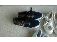 Vans mens shoes size 6.5