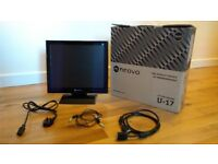 AG Neovo U-17 17 inch Monitor with builtin speakers