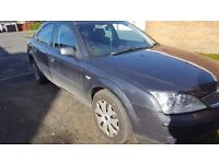 Ford mondeo-2006-manual
