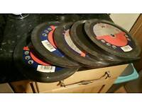 25 metal cuting disc.brand new