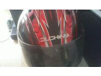duchinni xl race helmet