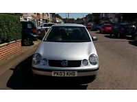 Well Kept 2003 VW Polo 1.2