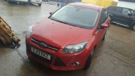 Ford Focus 1.0 EcoBoost 2013