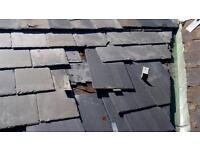 Replacement tiles and slate repairs gutter cleaning and all other roofing needs