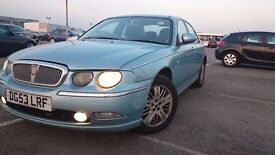 Rover 75 Diesel Auto Saloon 2.0 cdt £850 - 53 plate - BMW engine