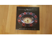 NEW 16 SHOT ROULETTE DRINKING GAME PARTY SET SPIN SHOT STAG