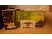 MassageMaster 6.5 quart/ 6.15 litre professional hot stones heater