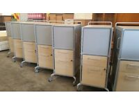 Mobile office storage units. Lots available