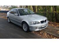 2004 BMW 318i SE Petrol 120k miles, 12 months MOT, Cheap Reliable Car