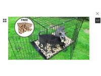 """48"""" pet cage AVC brand this is new and ynopened"""