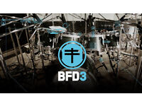 FXpansion BFD 3 Drums with Expansions and MIDI Groove Packs // FOR CUBASE // LOGIC // ABLETON