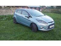 Ford Fiesta 1.4 tdci £20 a year tax SWAP/PX