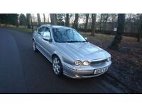 jaguar x type, 4 wheel drive auto, tested ready to go only £795ovno