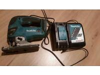 Makita 18v lxt jigsaw (bare) and charger £90
