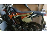 Aprillia RX50 rolling chassis for sale, may break for spares