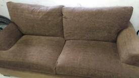 Brand new sofa.