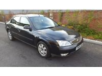 1 owner petrol ford mondeo with year MOT and service History, electric windows, RCL, new tyres.