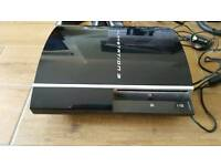 PlayStation 3 console plus 11 games