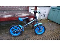 Balance Boy balance bike for 2 – 4 years old.