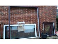Patio Doors & Matching Window