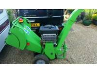 Greenmech cs100 shredder chipper