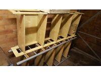 storage units / shelves