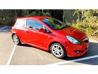 Vauxhall Corsa SXI 2008 58 Plate