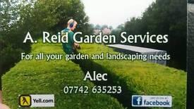 A reid garden services