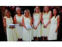 7 Bridesmaid dresses