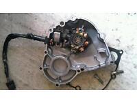 Suzuki rmz 450 stator and engine cover