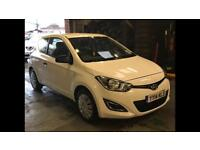 New Shape Facelift Hyundai i20 Classic in White, 3dr. 2 owners, Excellent Condition**PRICE REDUCED**