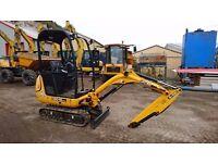 2011 JCB 8018 CTS Mini-digger Excavator - £8,950 + VAT