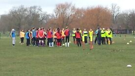 U16s TO 14s LADIES/GIRLS FOOTBALL SESSIONS WOMENS SOCCER FEMALE LONDON CLUB TEAM TOP SUCCESS