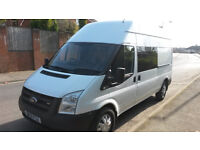 2010 Ford Transit 115 T350L RWD LWB H/R 4 Berth CamperVan Sport Wk/Ender NEW BUILD With Fixed Bed