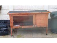Guinea pig hutch & accessories