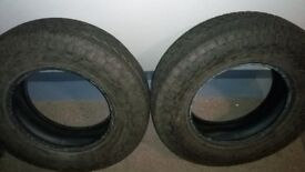 For Sale Toyo Open Country A/T Tyres 225/75/16