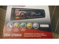 DEH 2700UI PIONEER RADIO