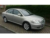 2004 Toyota Avensis 2.0 D4D T3S Saloon 2 Owners From New Full Service History