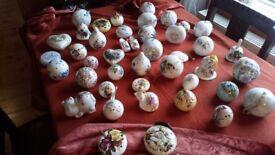 Vintage China Pomanders