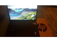 Hp 17 notebook1tb Radeon adrenaline
