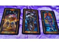 Spell Caster, Tarot Readings, Scrying, Recharging Using Crystals, Evocation Of Entities.