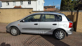 Honda Civic Hatchback 1.4L Petrol. Lovely drive, family size, 5 door. New MOT.