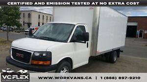 2013 GMC Savana 3500 16Ft 6.6L Duramax Diesel